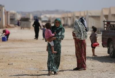 シリア、9日間で3万人避難 国連、今世紀「最悪」の惨事を警告