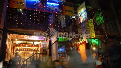 ネパール毛派政権、今度は風俗店に宣戦布告