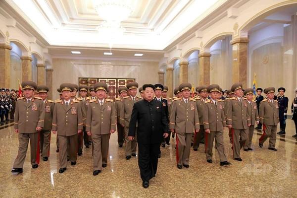北朝鮮の金第1書記、今年に入り高官15人処刑 韓国情報筋