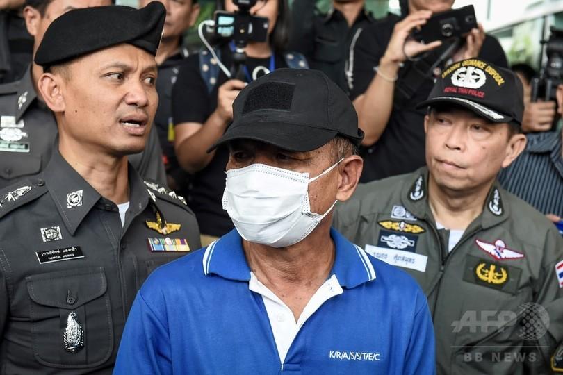 タイ・バンコクの軍病院爆発、被告に27年の禁錮刑