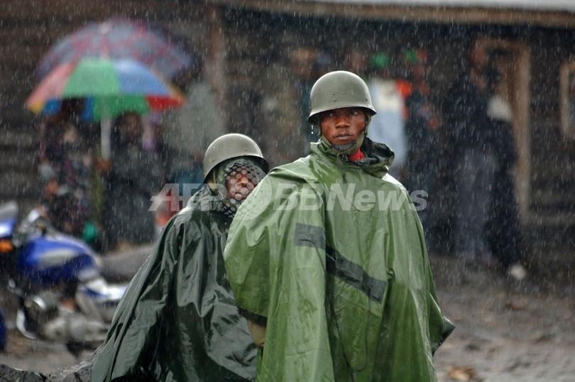 コンゴ北部でルワンダ虐殺の主導勢力掃討、国連・メディアの立ち入り不可