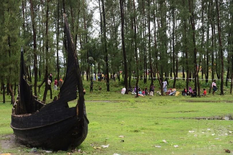 バングラデシュ外相、ミャンマーで「大量虐殺」との見方