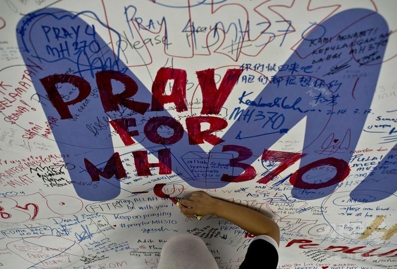 マレーシア当局、MH370便は「墜落して全員死亡」と正式発表