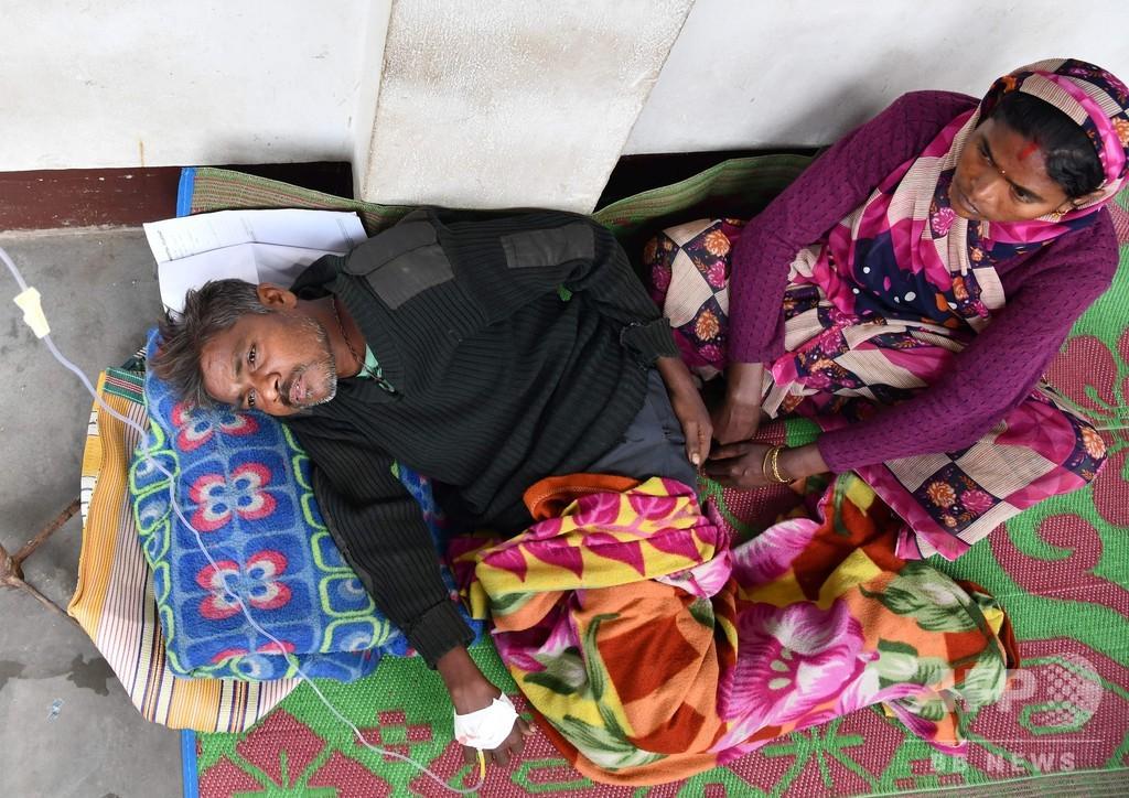 インド北東部の密造酒被害、死者156人に 10人逮捕