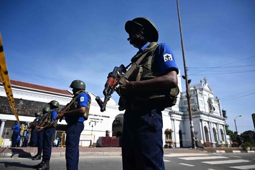 連続爆発のスリランカ、全カトリック教会が礼拝中止