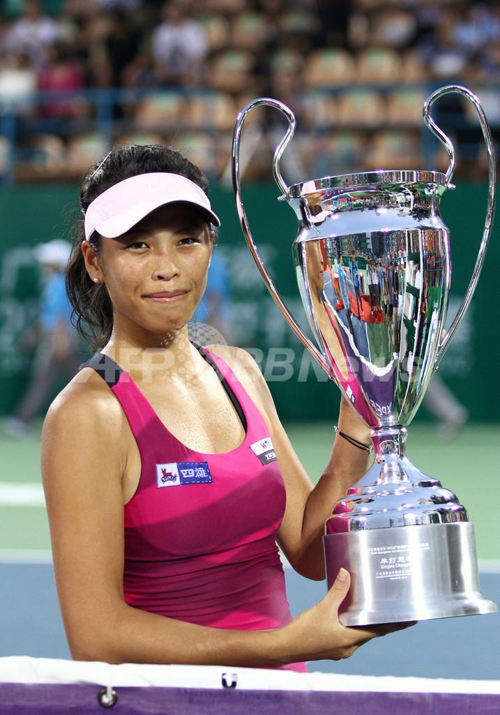 台湾のシェがロブソンを破り優勝、広州オープン
