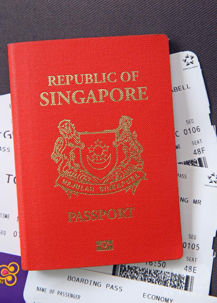 世界最強のパスポートはシンガポール、アジアの国が初の1位に