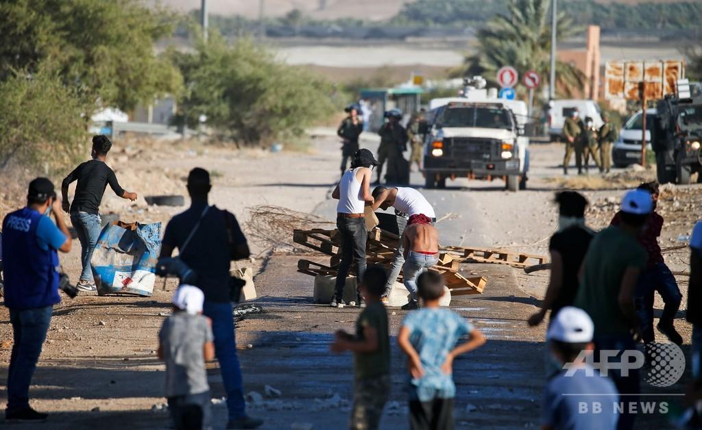 西岸併合計画でイスラエルに警告、米は支持 安保理会合