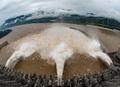「2020年長江第1号洪水」が長江上流で発生