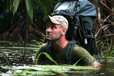 英国人男性が南米アマゾンを踏破、「アマゾンの生活を知ってほしい」