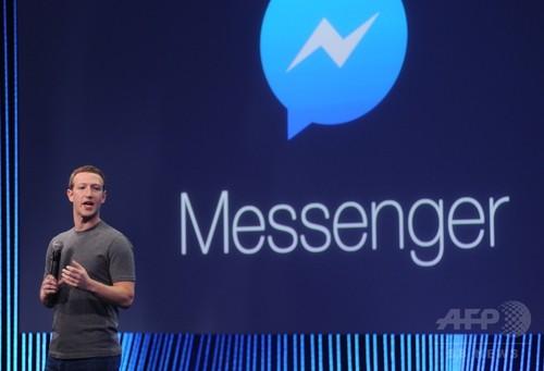 米フェイスブック、「メッセンジャー」を開発者に開放