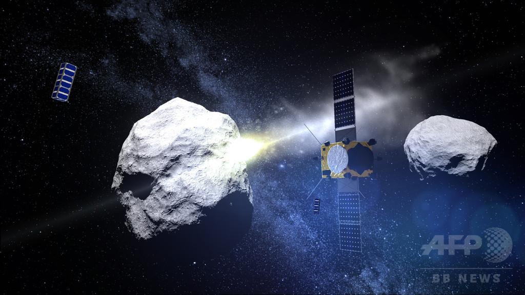 「アルマゲドン」小惑星計画からの離脱、欧州に再考要請 科学会議