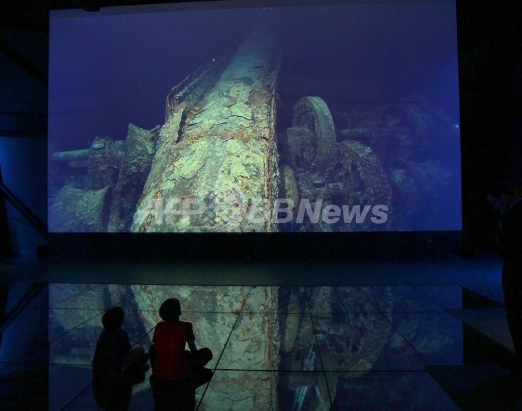 タイタニック沈没からエジプトのフェリー事故まで、100年間の主な海難事故