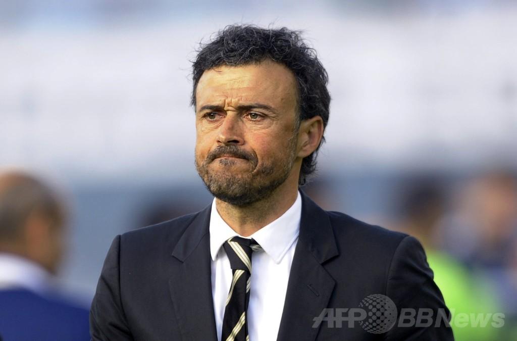 FCバルセロナの新指揮官にルイス・エンリケ氏