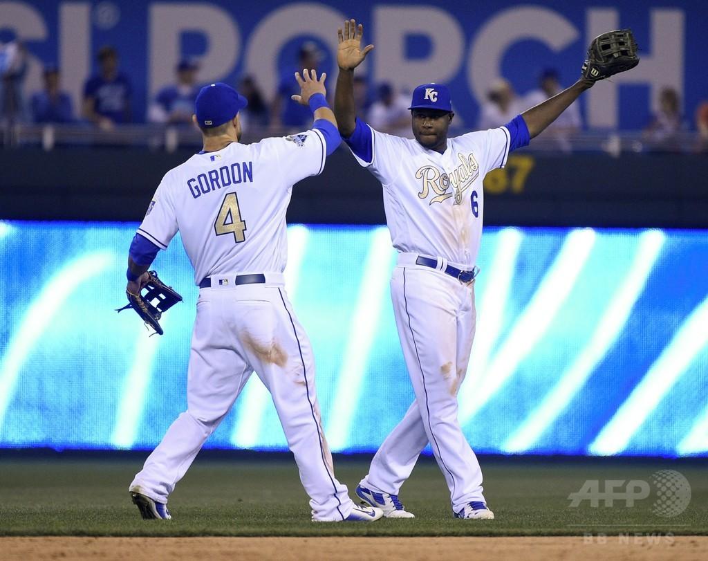 MLBの2016年シーズンが開幕!王者ロイヤルズは白星発進