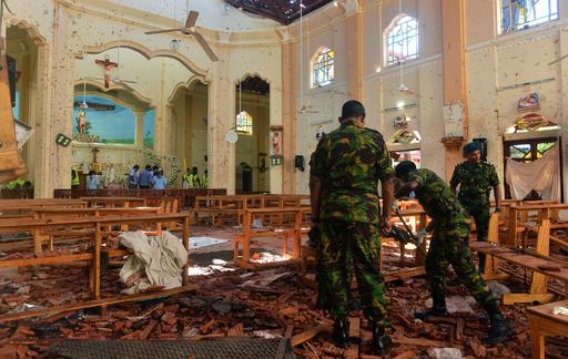 スリランカ連続爆発、知名度低いイスラム過激派の犯行か