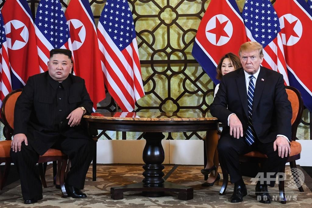 北、首脳会談で「現実的提案」 トランプ氏主張を否定