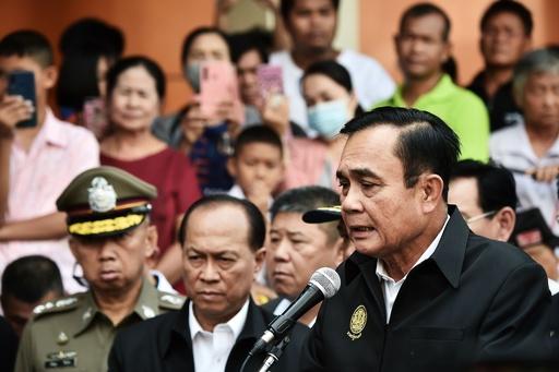 タイ銃乱射立てこもり、容疑者含め27人死亡 動機は「個人的な問題」 首相
