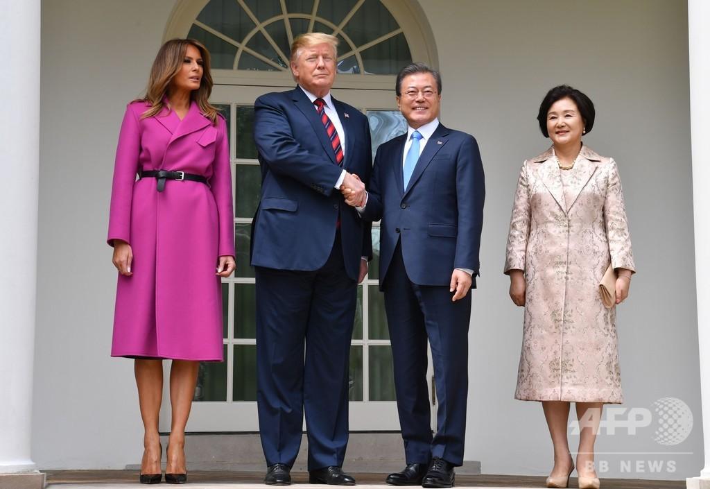トランプ大統領が6月訪韓 北朝鮮非核化協議へ