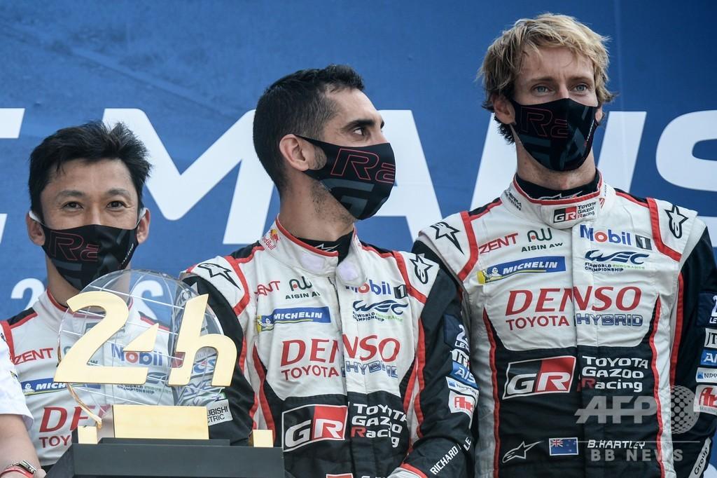 トヨタ、ルマン24時間で3連覇の快挙達成