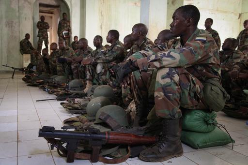 米軍、ソマリアでアルシャバーブ狙い無人機攻撃