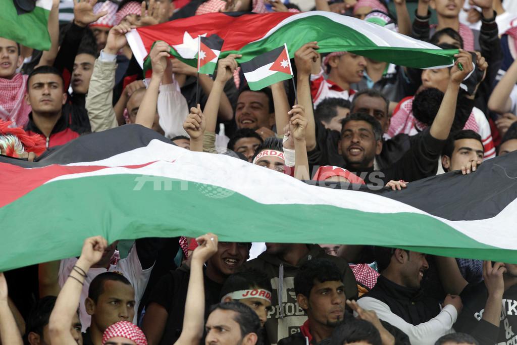 ヨルダンサッカー協会副会長、日本戦のレーザー光線を否定