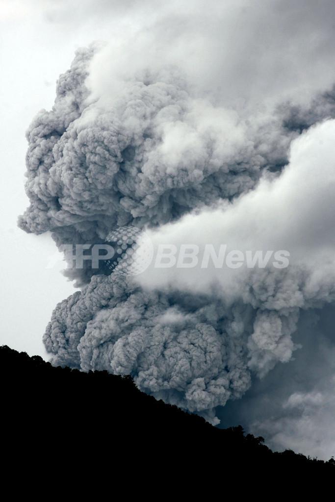 チリ火山の灰、12日間で地球1周