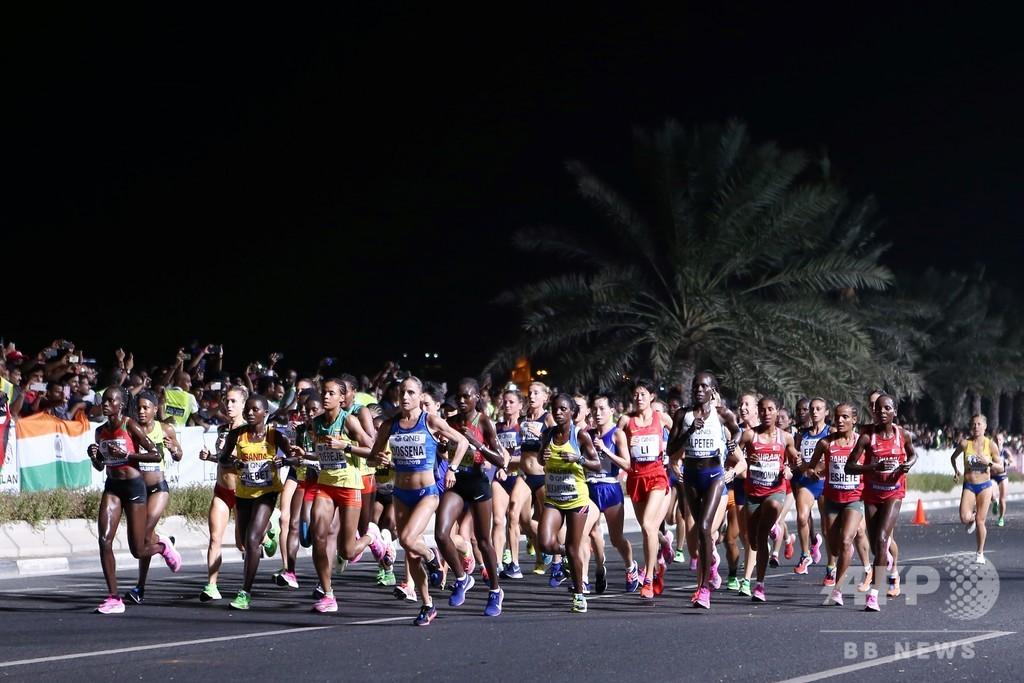日本陸連幹部、五輪マラソンの開催地変更を批判 「選手第一でない」