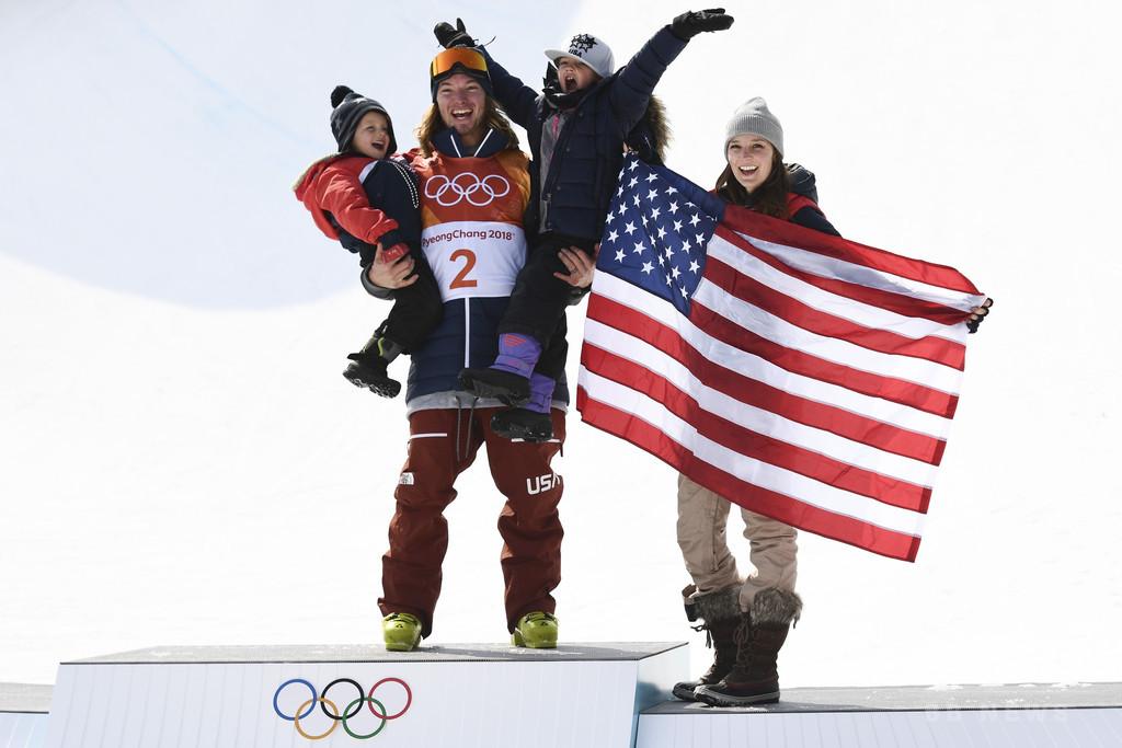 米国勢がワンツーフィニッシュ、男子スキーHP