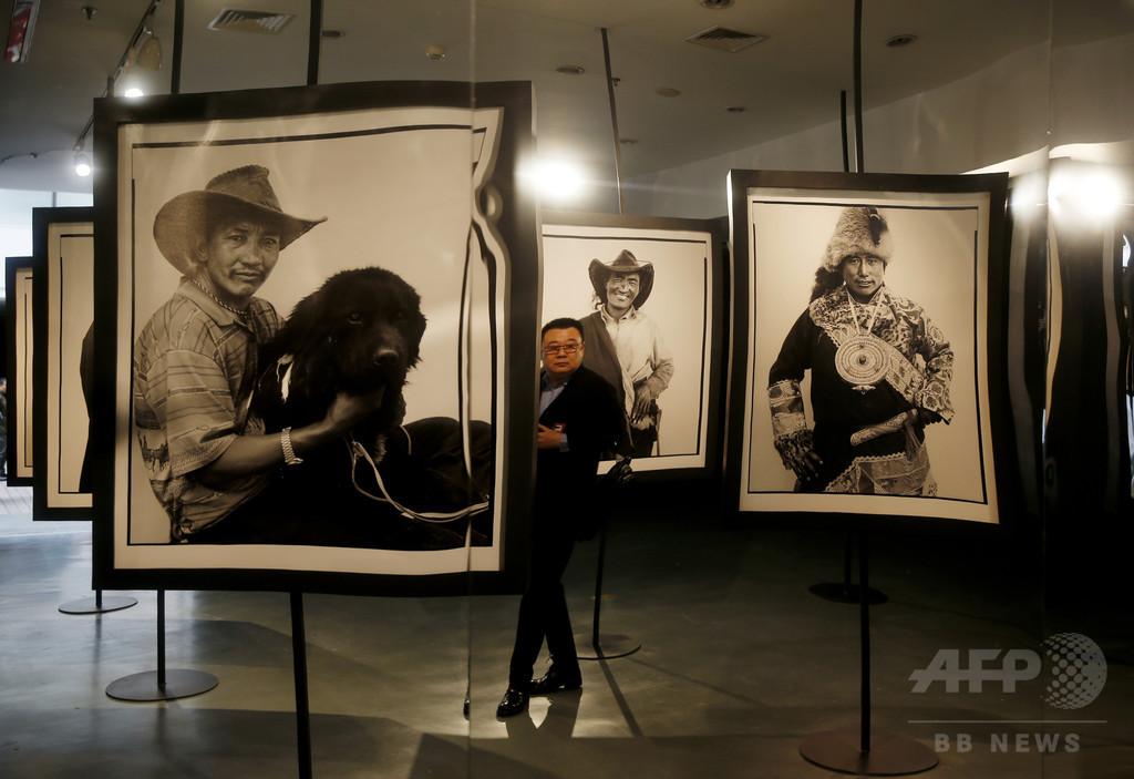 レンズの向こう、素顔のチベット民族 作品展が北京で