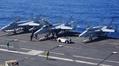 「米国の存在が重要」、南シナ海に展開の米空母打撃群司令官が強調