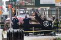 NYタイムズスクエアで車暴走、23人死傷 事故と当局