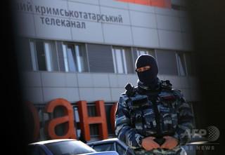 ロシア当局員、クリミアで「重大な人権侵害」 国連機関が非難