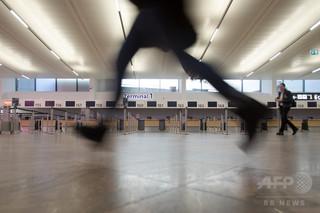 お土産に不発弾、空港持ち込みの米女性に罰金 ウィーン