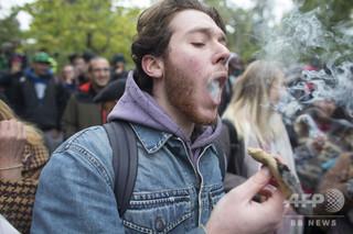 大麻先進国から忠告? オランダ首相、カナダ高校生に「絶対手を出すな」