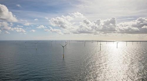 世界最大級の洋上風力発電所が操業開始 オランダ