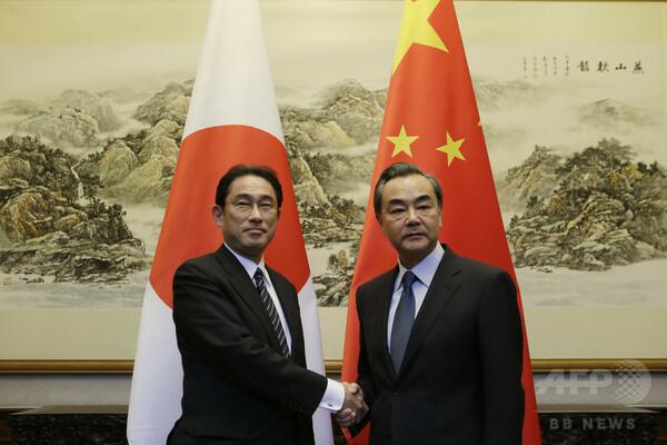 南シナ海や対北朝鮮協議=岸田氏、相互訪問促す-4時間半意見交わす・日中外相
