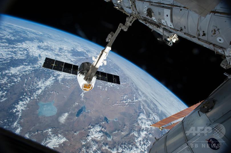 米、ISSの民営化を検討 25年に予算打ち切りか 米紙報道