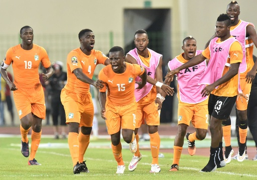 コートジボワール、終盤の得点でマリと引き分ける アフリカネイションズカップ