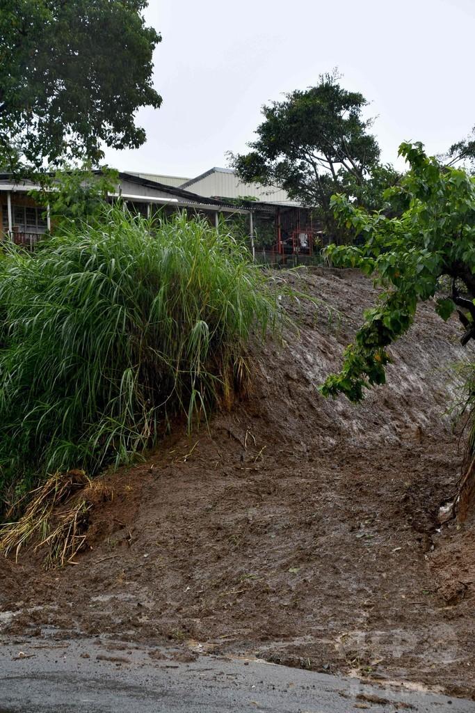 熱帯低気圧がまた中米を北上、20人死亡 ハリケーンになる恐れも