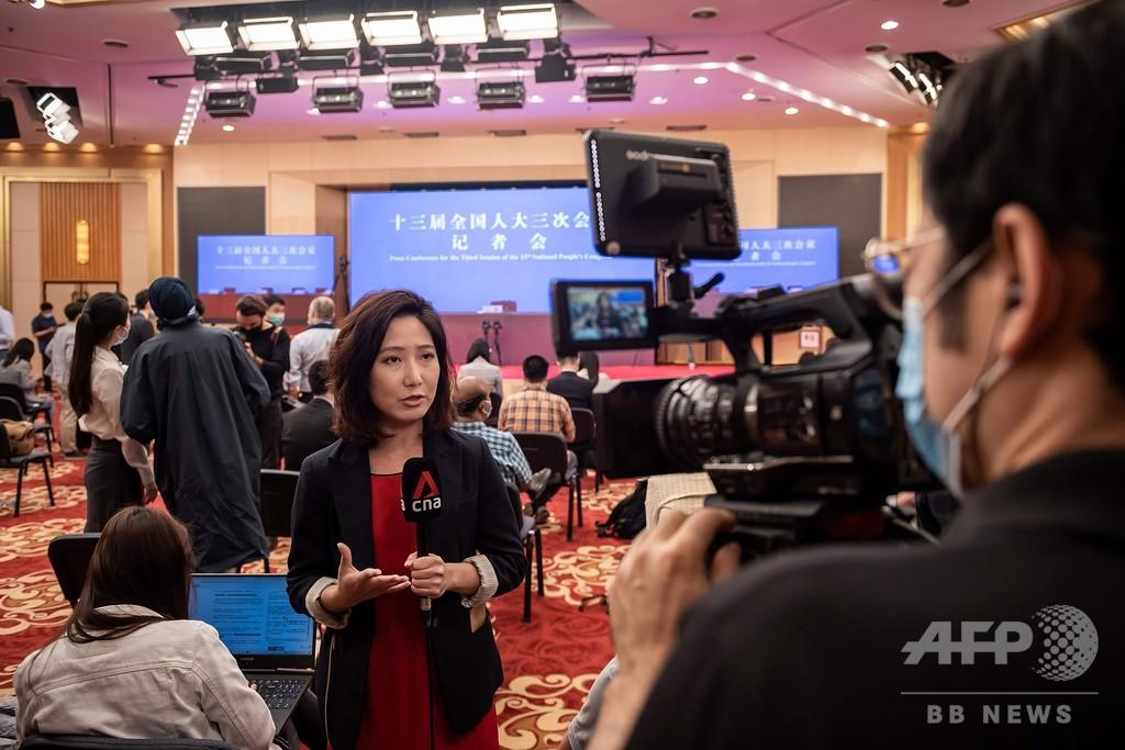 中国外相、米国との関係は「新たな冷戦の瀬戸際」