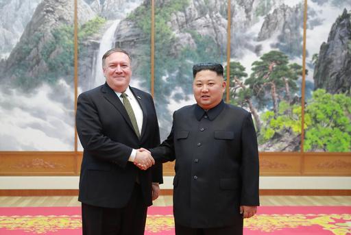 北朝鮮、米との非核化交渉からポンペオ氏排除を要求