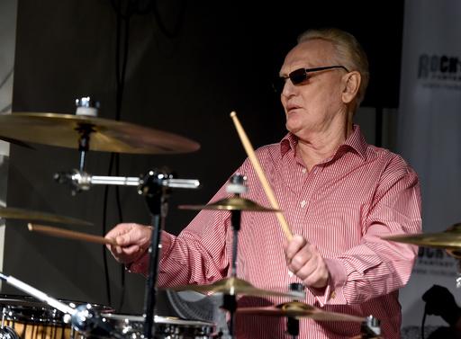 ジンジャー・ベイカーさん死去 英バンド「クリーム」ドラマー