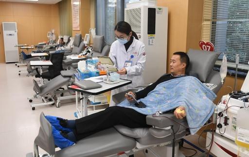 無償献血と信用評価のひも付け論争、システムに境界はあるのか? 中国