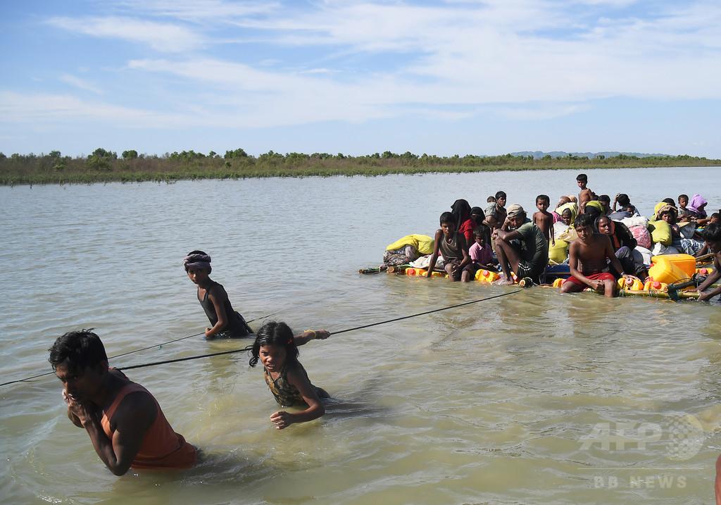 バングラ、覚せい剤を大量押収 ロヒンギャ密輸で急増