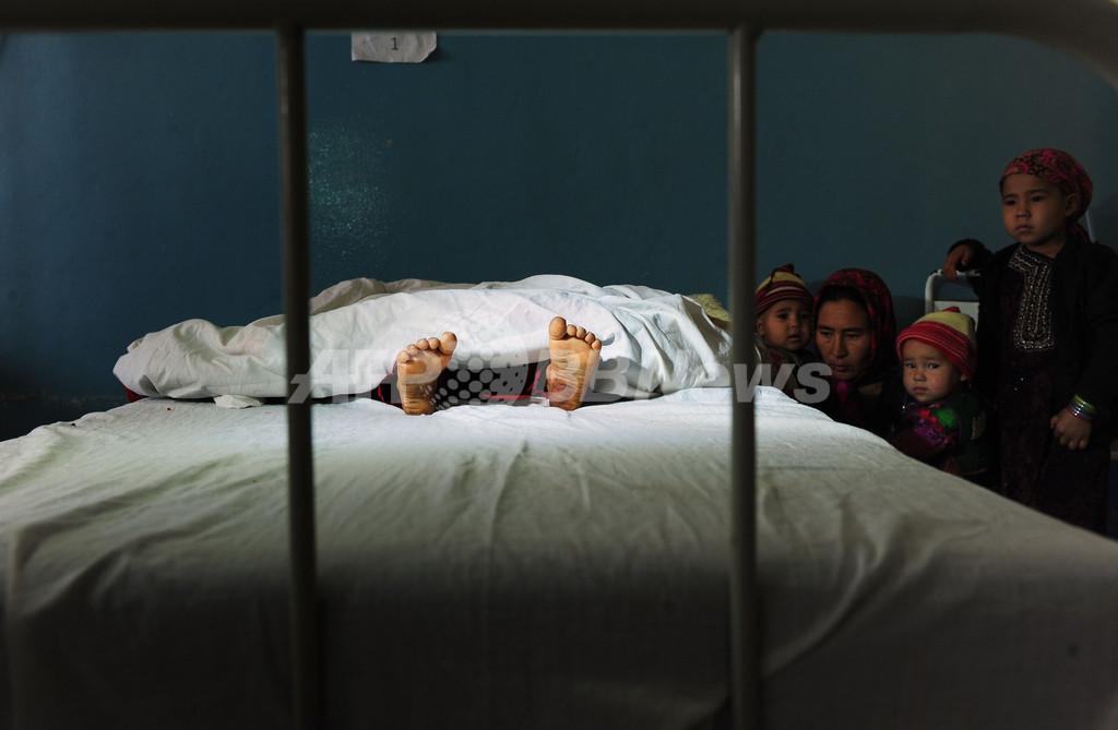 5歳女児に性的暴行、減らない女性への暴力 アフガニスタン
