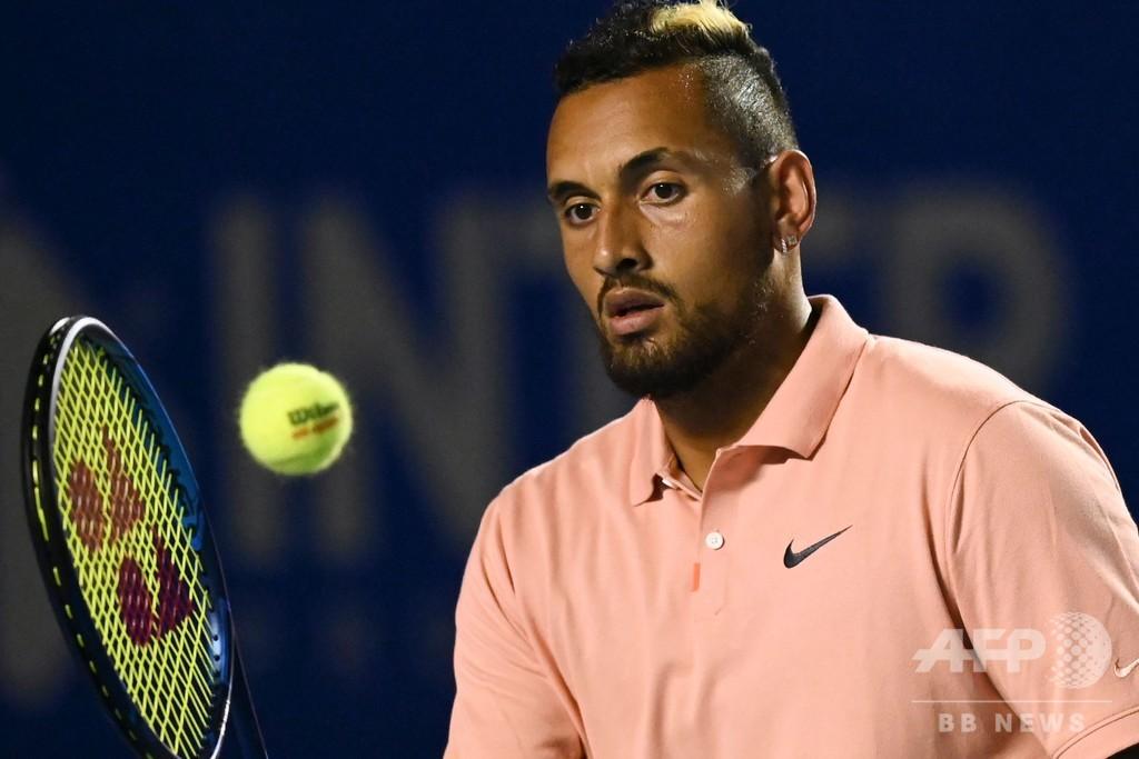 キリオスが全米オープン出場を辞退、新型コロナ懸念