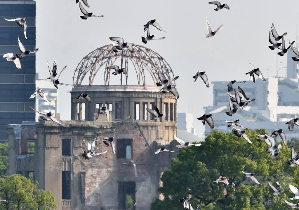 70回目の「原爆の日」、広島で平和記念式典