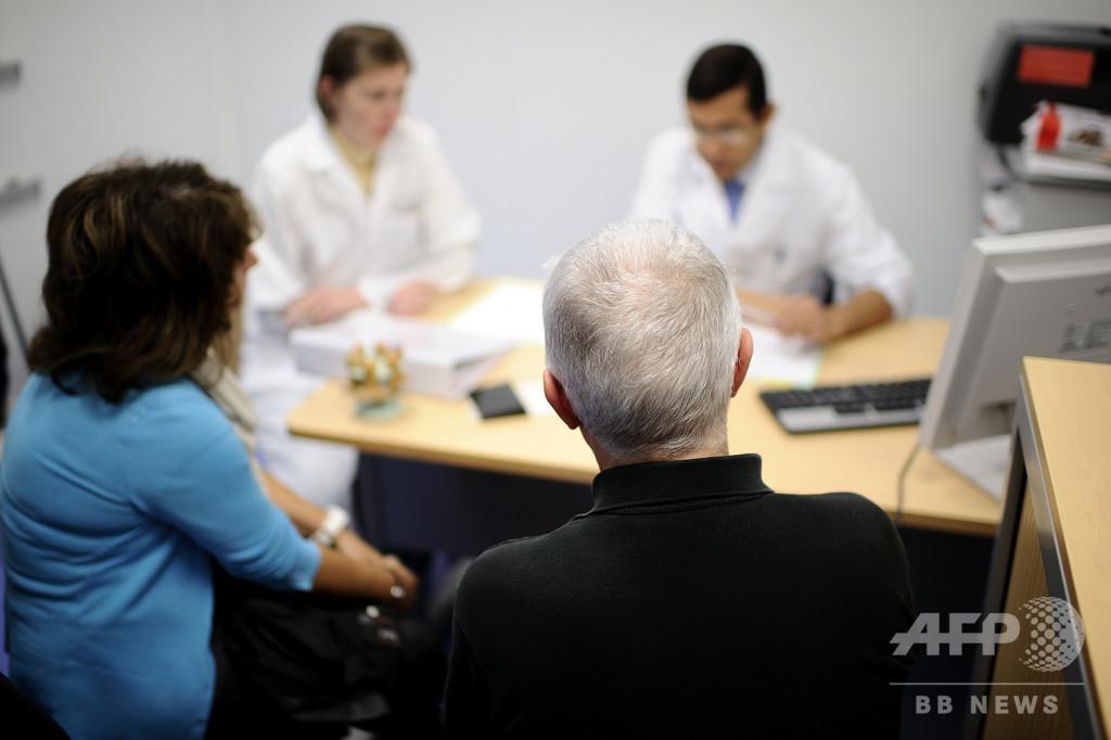 高所得国の死亡原因、「がん」がトップに 研究