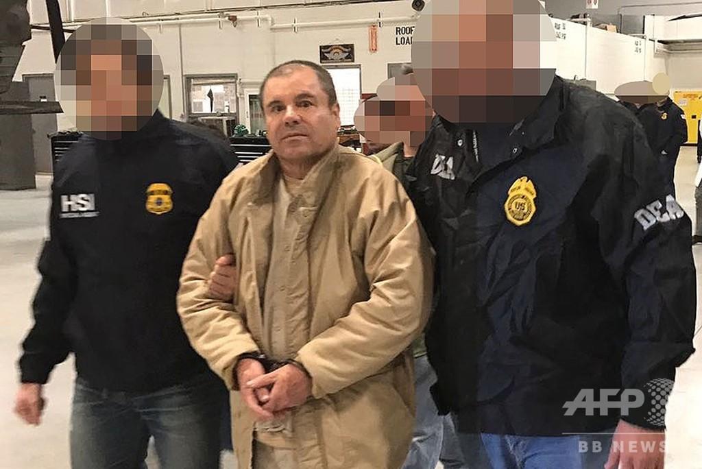 【記者コラム】麻薬王エル・チャポ、公判密着取材の3か月
